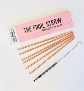 reusble metal straws